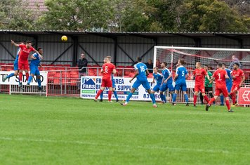 Frome head for goal...