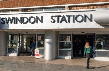 A smart station...