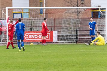 ...and Dylan Kearney has a tap-in. 1 - 0 (10 mins)