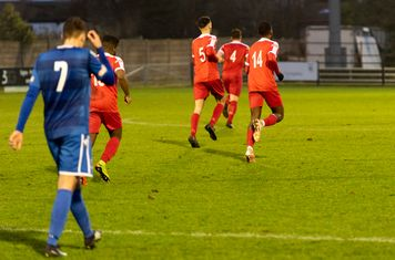 No time for celebrations, as Borough hope for more