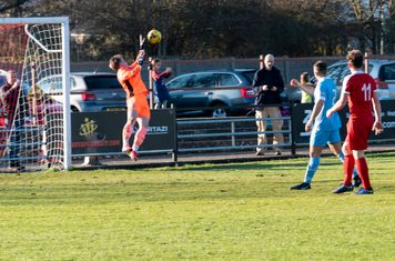 ...and Luke Cairney saves