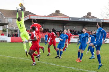 Rob Brown leaps