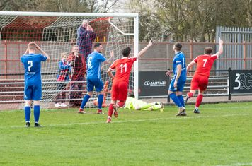 ...to give Borough a 1 -0 lead...