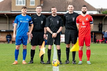 The Captains and Officials