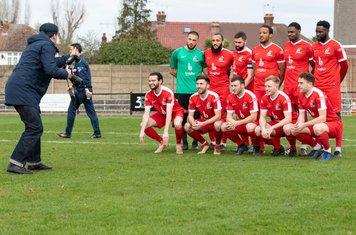 A Borough team photo