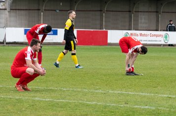 ...but Chesham are able to see out a comfortable 2 - 0 away win