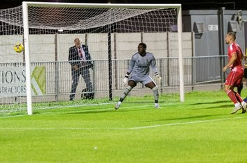 ...and into the net for the winning goal