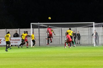 Hayes and Yeading put pressure on the Borough goal