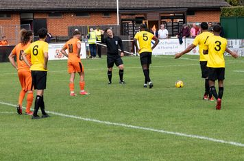 ...Mitchell Parker takes the penalty...