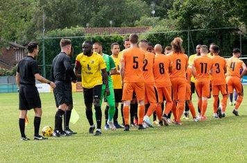 Adam Pepera captains Borough