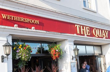 A duo of Wetherspoons...