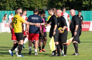 Poole win a good match 3 - 1...