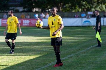 Chinua Cole keeps the game moving