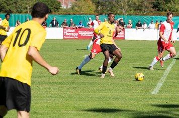 Frank Keita passes...