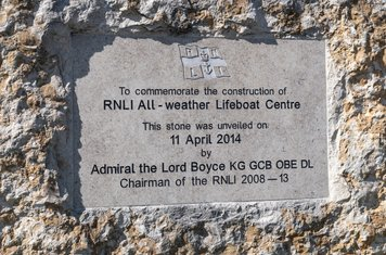 A strong RNLI presence in Poole