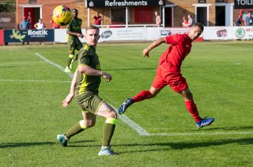 Carshalton continue to defend strongly