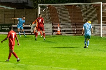 ...but Manny Williams secures the points for Borough with a shot from the left. 3 - 1 (74 mins)