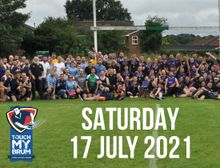 Touch My Brum 2021 - Pre Registration Open