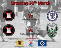 Hamburg Rugby unites for start of Rückrunde