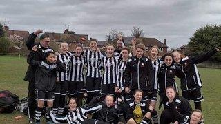 JUNIOR MATCH REPORT: First home win for Star U15 Girls