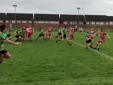 Gorseinon Youth 0, Dunvant Youth 48