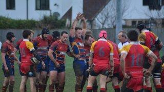 1st XV v Bishopston (H) 19.12.15