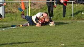 1st XV v St Brendan's Old Boys (H) 17.02.18