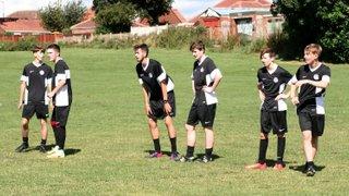 Poggy U18 Training...