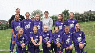 AFC Pogmoor Girls U13 v Chesterfield FC