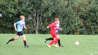AFC Pogmoor U14 v Wombwell Juniors