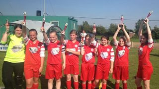 More Cup Success for the GIrls