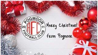 Poggy Merry Christmas