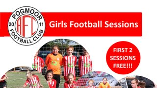 New Year - New Girls Teams for 2019/20
