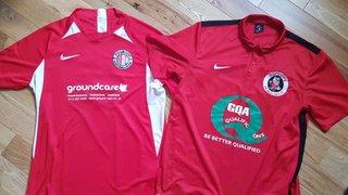 Poggy All Stars v Barnsley Fit Reds