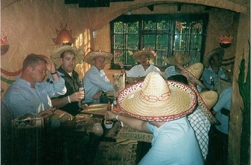 Norwich 2003 Mexican night