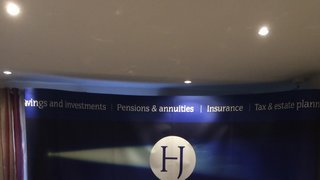 VP Lunch Sponsored by  H-J Wealth Planning LTD