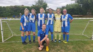 Cheltenham Civil Service FC 5-a-side Tournament