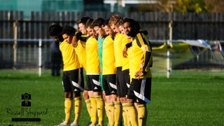 Basford United vs Stafford Rangers