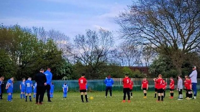 Show of respect from u9's