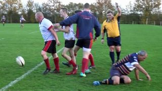 WRFC 2nd XV vs Old Albanians 5th XV - 10 November 2018