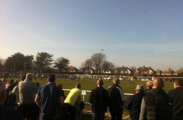 Eastbourne united v ampthill