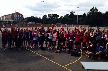We raised over £1000 for Kenya-Help! Thank you so much to everyone who made it happen.