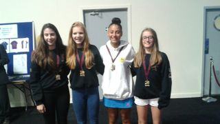 Success for Wandsworth Juniors at London Youth Games 2014