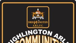 Drighlington ARLFC A Club On The Rise!