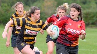 Ladies vs Derby