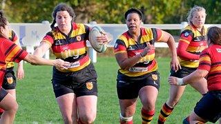 Ladies vs West Bridgeford