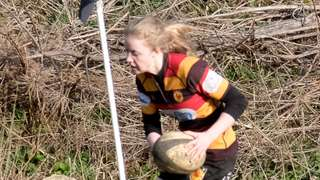 Hens vs Ripon Bluebells 02 19