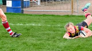 Ladies Play-off vs Bletchley 04 19
