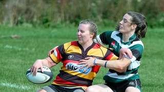 Ladies 2nd XV vs York