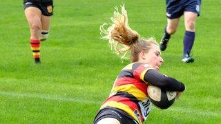 Ladies 1st XV vs Barnsley